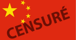 Chine Censure