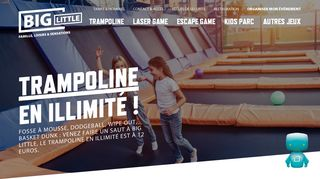 Laser game, trampoline, escape game, kids parc à Mulhouse
